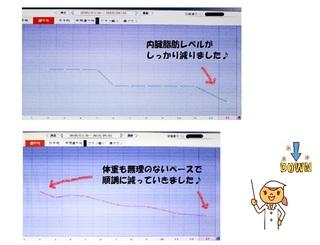 きよちん3か月後グラフ.jpg